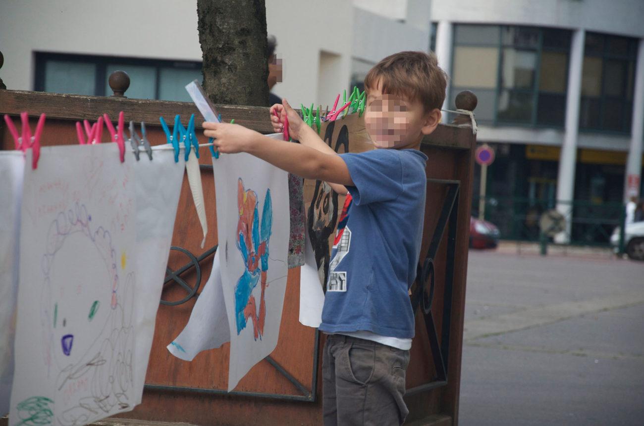 peinture de rue les moulins