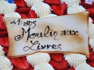 Le Moulins aux livres a 41 ans !